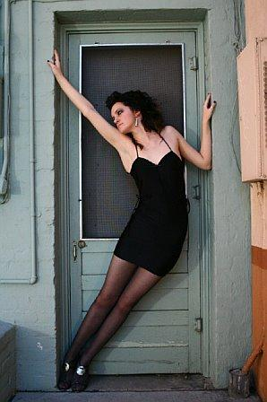 Feb 01, 2009 Photo by: Isreal MUAH: Laurel Clothing: Tomo