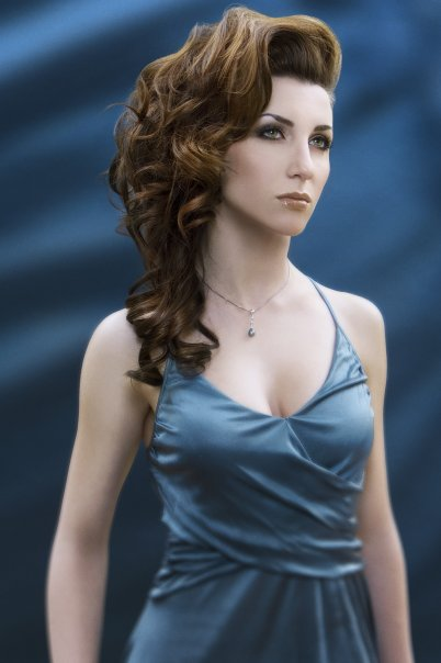 Female model photo shoot of Helenette Tabios