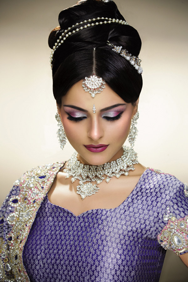 Feb 02, 2009 www.kimsbeautybydesign.com Indian Bridal Lood - Asiana Ad