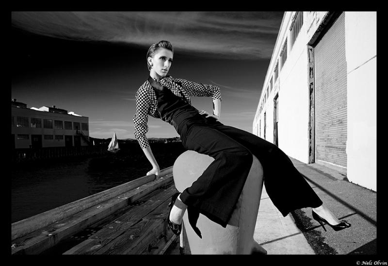 San Francisco Feb 02, 2009 Nels Olvin Photographer: Nels Olvin; Makeup & Hair by Katie N.; Styling by Karri Ann F.; Retouch by Denis K.
