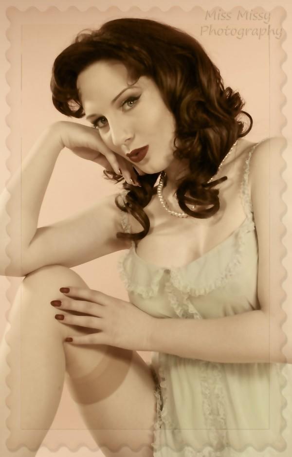 Fort Worth TX Feb 02, 2009 model Angela Ryan photographer Miss Missy MUAH Deja