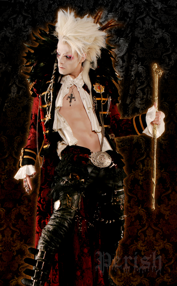 Feb 03, 2009 Mathew Cooke / Perish Fashion NewGlam Poster