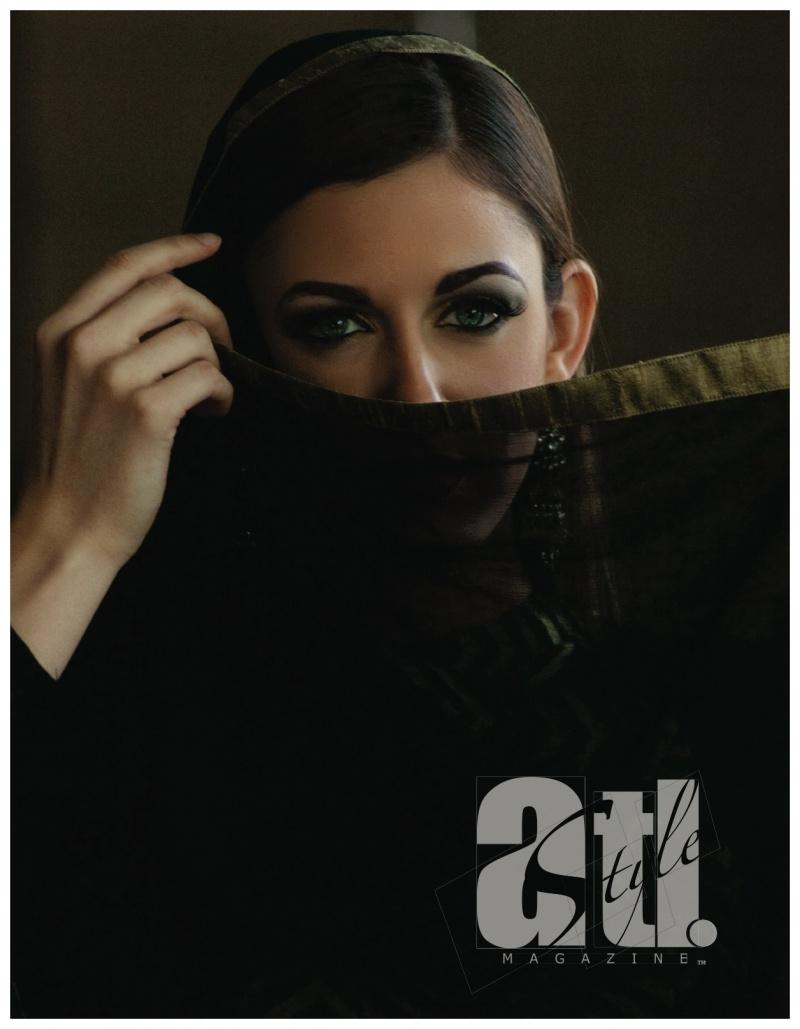 Atlanta, GA Feb 03, 2009 ATL Style Magazine Little India shoot for ATL Style Magazine (photo: Dwayne Hathaway).  Styled by Bejon.