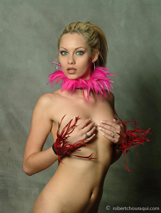 LONDON Feb 03, 2009 robertchouraqui.com JESSICA-JANE CLEMENT UK  actress