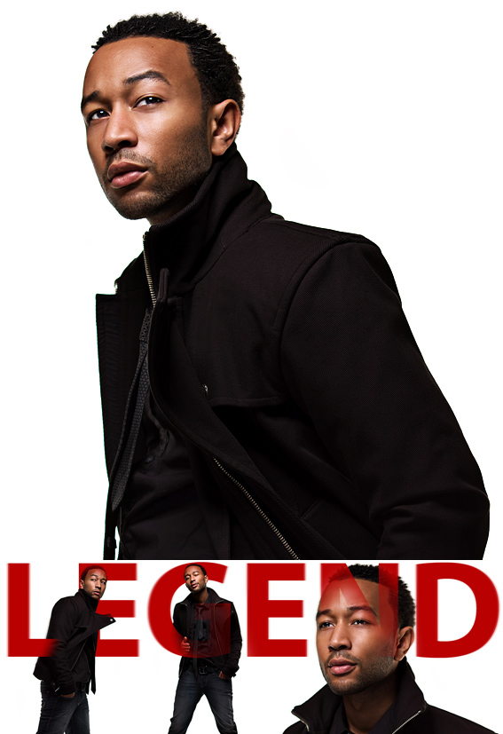 NYC Feb 03, 2009 (c) Maya Guez John Legend shoot (Colombia records/Sony)