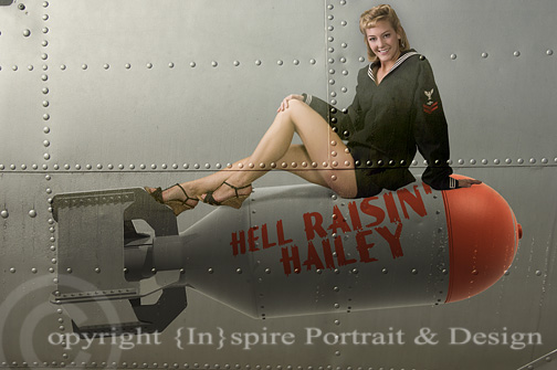 Great Falls, MT Feb 03, 2009 {In}spire Portrait & Design {406} 868-1663 Hell Raisin Hailey