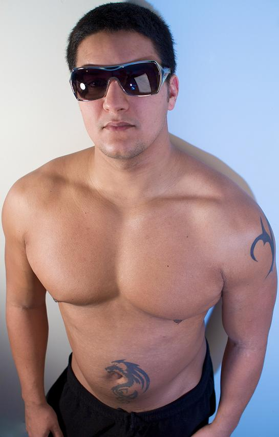 Male model photo shoot of Will327
