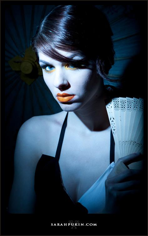 Female model photo shoot of Sarah Pukin