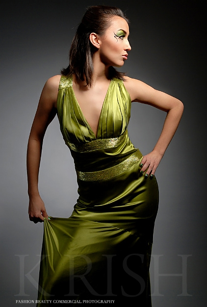 Feb 04, 2009 K Rish Photography G-L-A-M....O-R...O-U-S (i knew id wear this dress more than once one day)