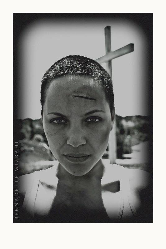 Female model photo shoot of Bad Girl Bettie