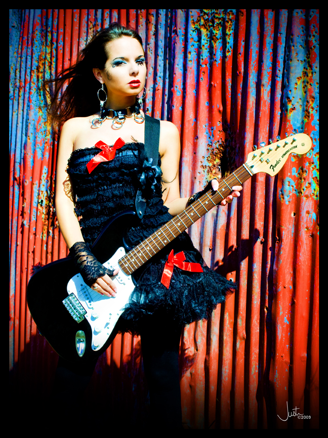 McKinney TX Feb 05, 2009 Rockin Out!!