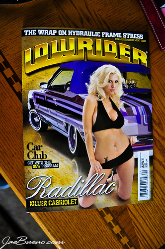 Feb 06, 2009 Lowrider April 2009