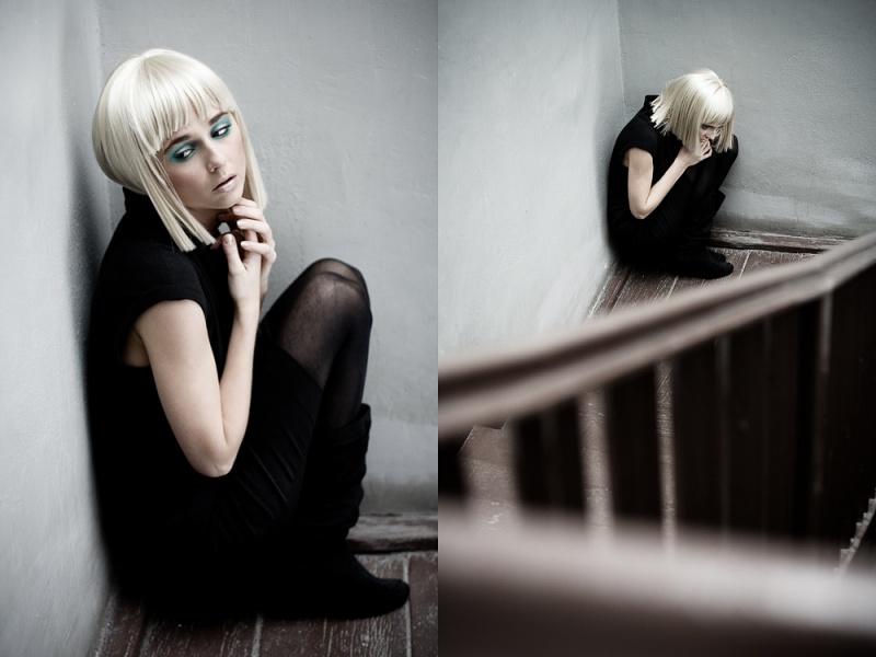 Poland Feb 07, 2009 Aleksandra Bulanowska model: Jacqueline