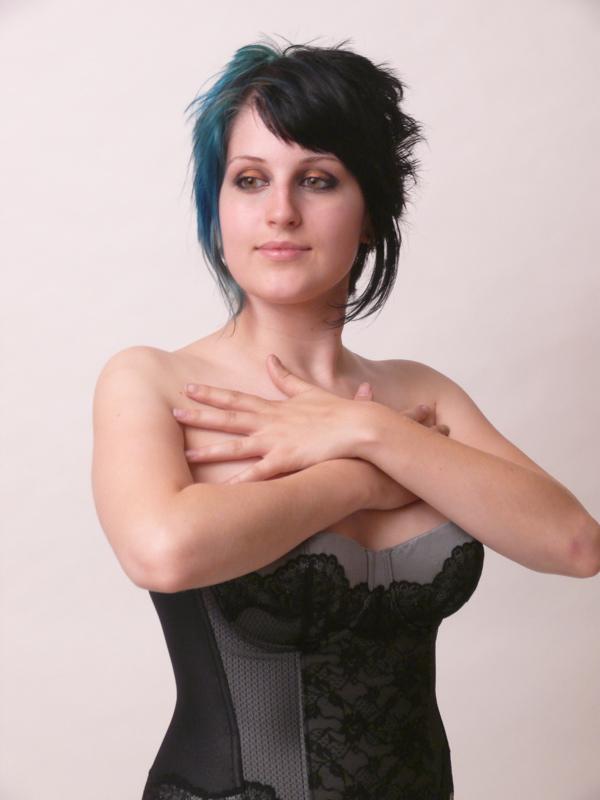 Female model photo shoot of Jewel Vee