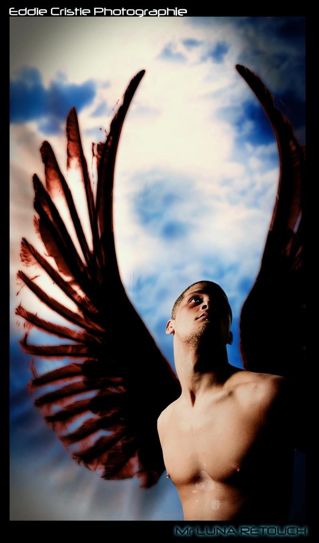 Feb 08, 2009 Eddie Cristie Photograpie  Red Angel