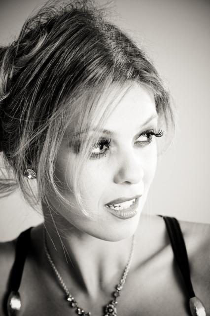 Female model photo shoot of Irina Rus by Dustin Schmidt in Norman, OK