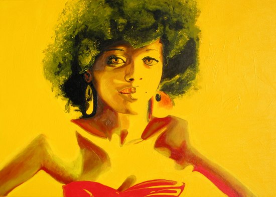 Feb 08, 2009 Dawn Okoro Frame oil on canvas, 24x36 inches