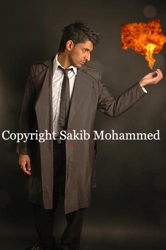 Male model photo shoot of Sakib Mohammed