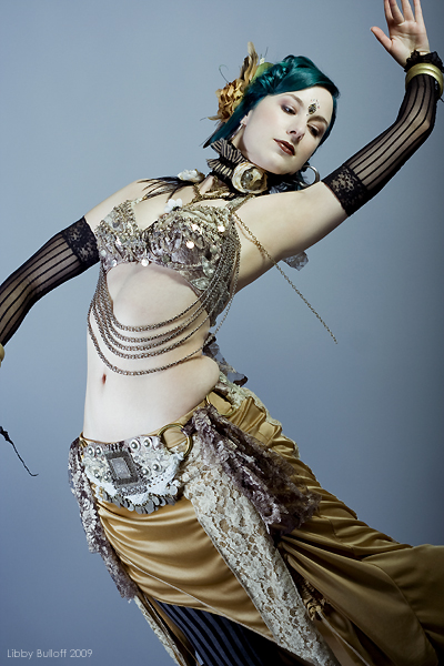 Female model photo shoot of Libby Bulloff in Starfish Studios, Seattle, WA