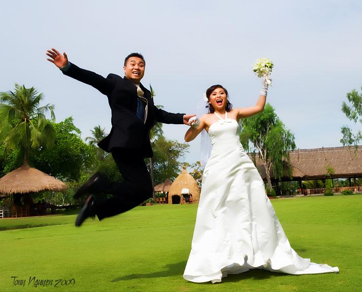 Viet Nam Feb 09, 2009 Tony Nguyen Wedding