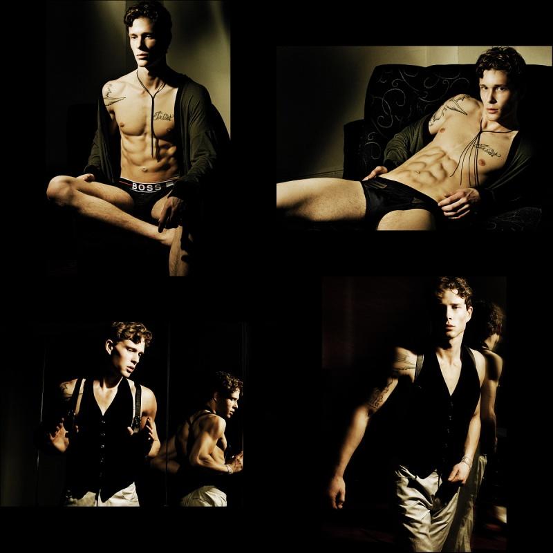Male model photo shoot of ck carpenter--men in NYC
