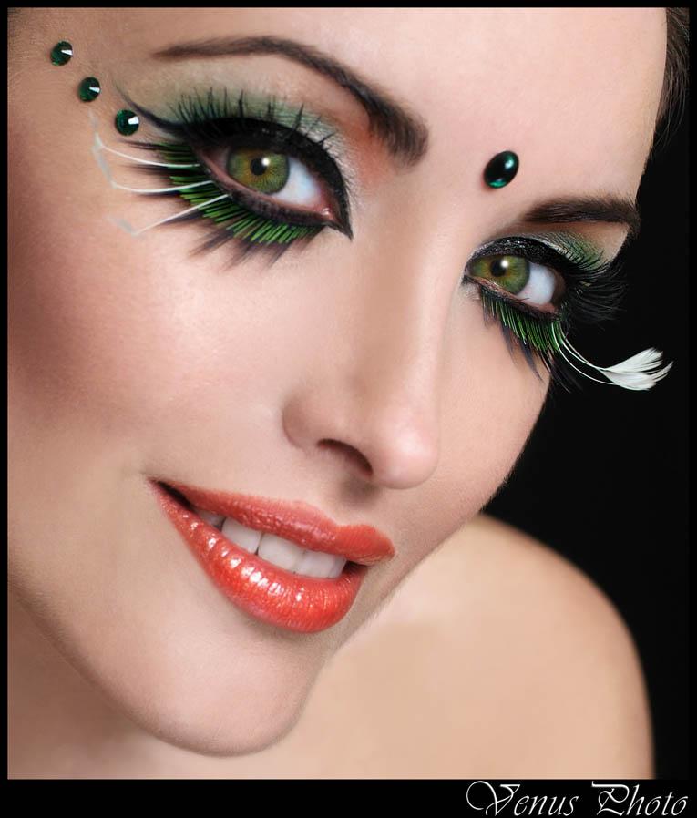 Madrid Feb 09, 2009 Carmen Montoro Makeup Artist