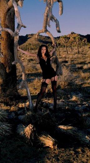 Female model photo shoot of Adriana Palacios