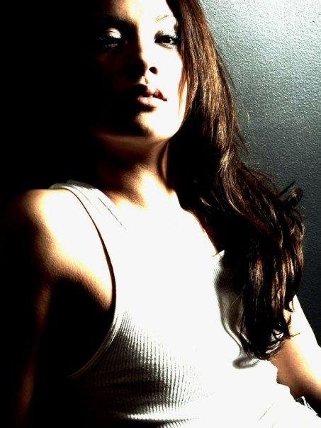 Female model photo shoot of Ocean Hui