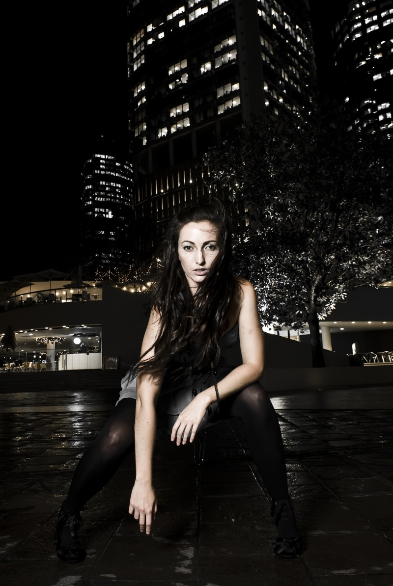 Female model photo shoot of Carys P by Kana Photography in Brisbane
