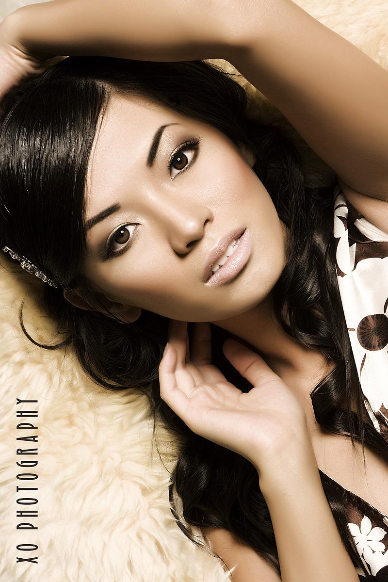 Feb 10, 2009 MUA/Hair: Nancy Lam