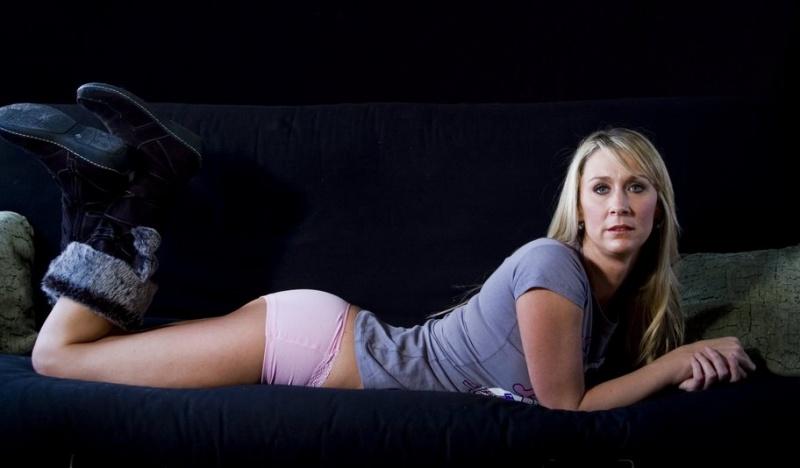 Female model photo shoot of April Lynn Waters in Atlanta, Ga