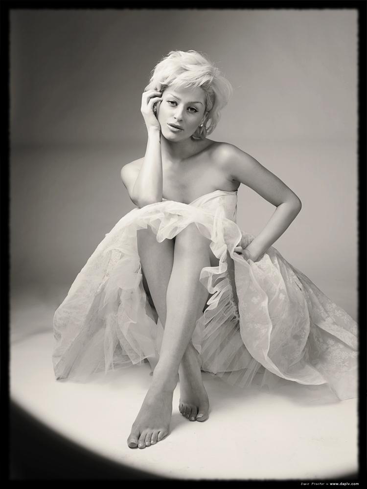Feb 10, 2009 Dave Proctor A little Marilyn...