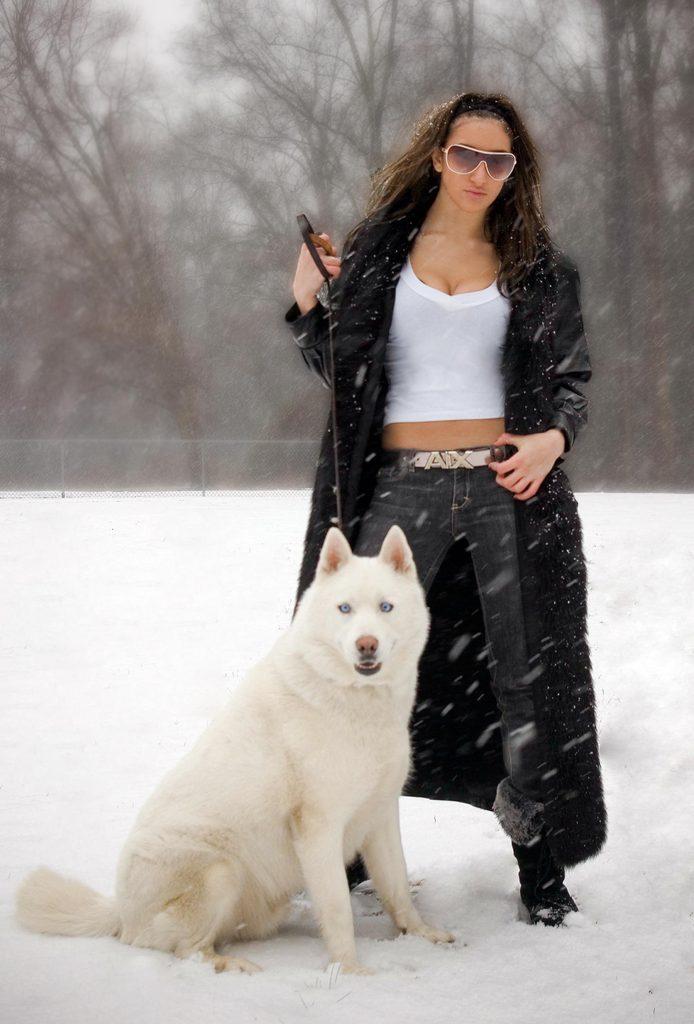winter wonderland, NJ Feb 10, 2009