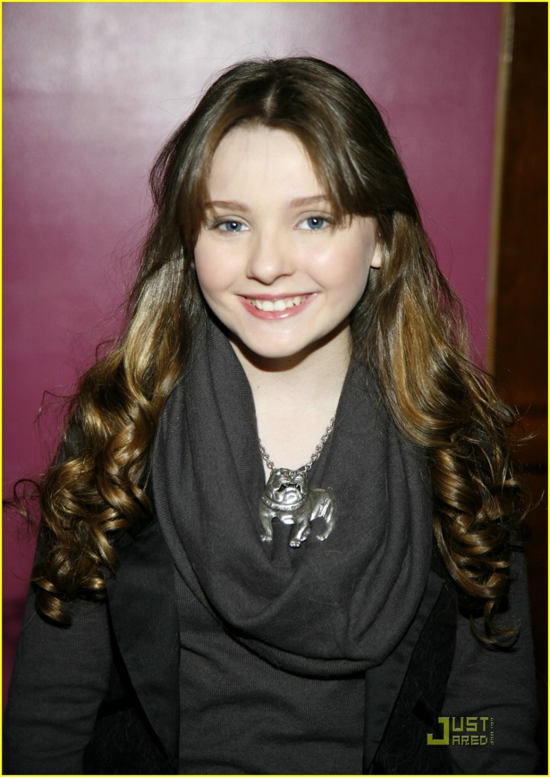 Feb 11, 2009 Abigial Breslin