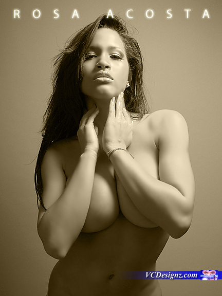 Male and Female model photo shoot of Joey B and Rosa Acosta