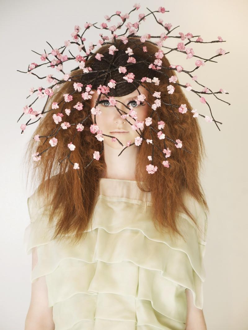 Female model photo shoot of karen  genetta by karen  genetta