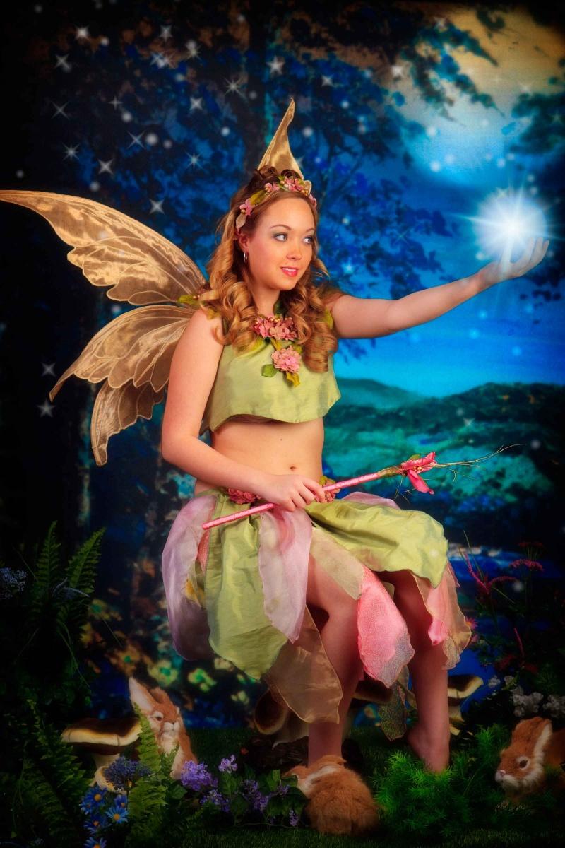 Studio Feb 13, 2009 Tiamo Photography Enchanted Fairy