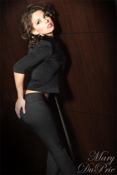 Female model photo shoot of Nicky55 in Mary Duprie's studio