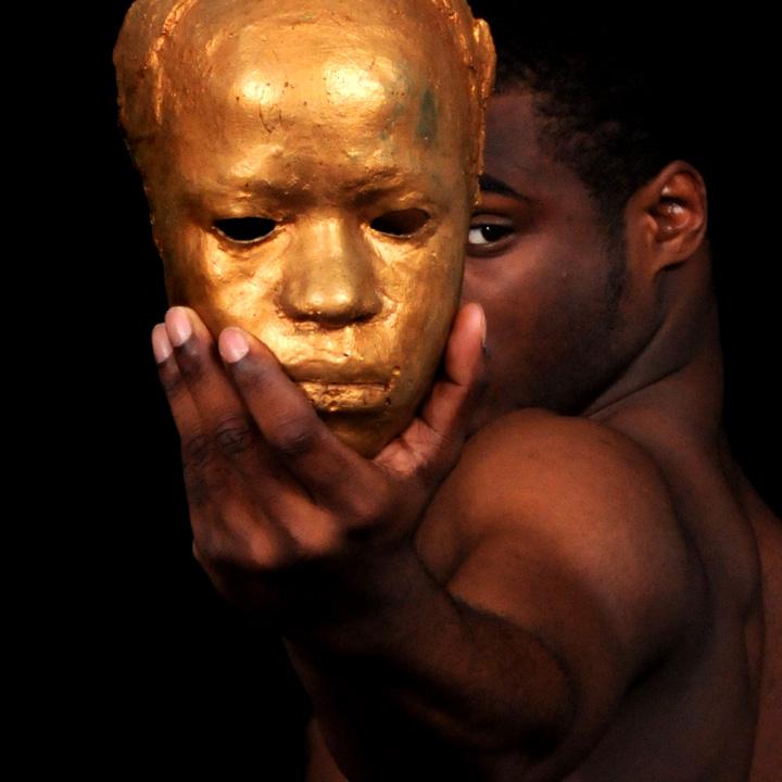 Hartford, CT Feb 15, 2009 Positive Photos Gold Mask