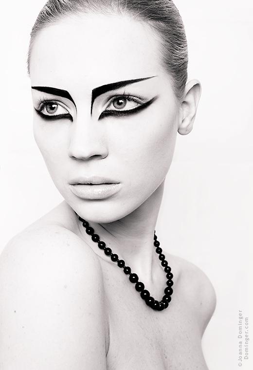 Feb 15, 2009 Joanna Dominger  /  model Johanna P/Makeup  by me