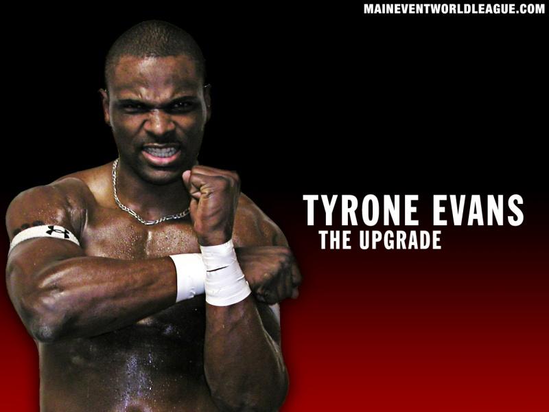 Male model photo shoot of Tyrone Evans