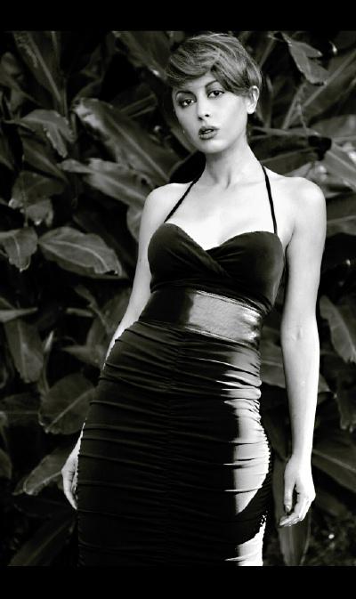 Female model photo shoot of Midori by S Brooke Photography in Sandin Estate