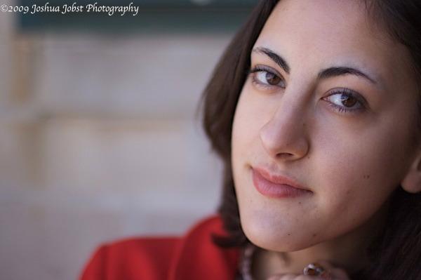 Female model photo shoot of Rosa Vritas in Concordia University