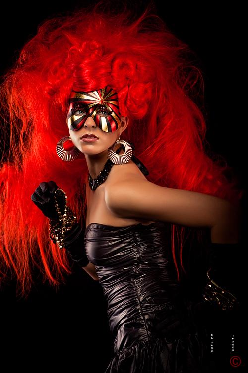 London Feb 17, 2009 EL Jack Images Venice Modern Masquerade