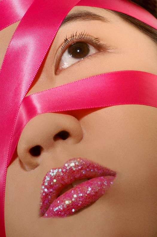 manchester Feb 17, 2009 atti zsargo mua Maggie and model Suesan
