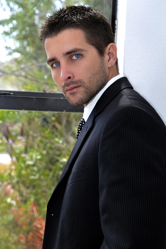 Male model photo shoot of J-Riv by Annette Batista