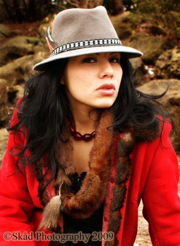 Female model photo shoot of Ms Jones in New World