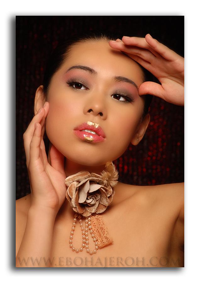 Okinawa, Japan Feb 18, 2009 Hair & Make-up: Me