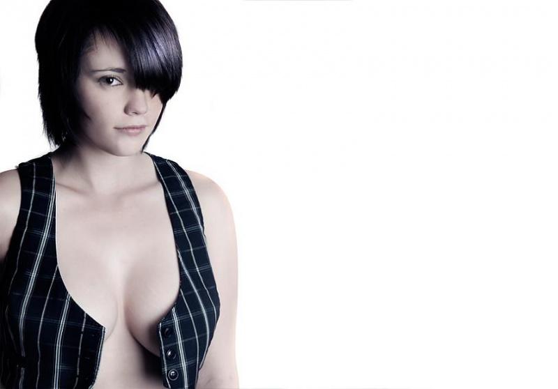 Female model photo shoot of ErynKaye by OBA Photo