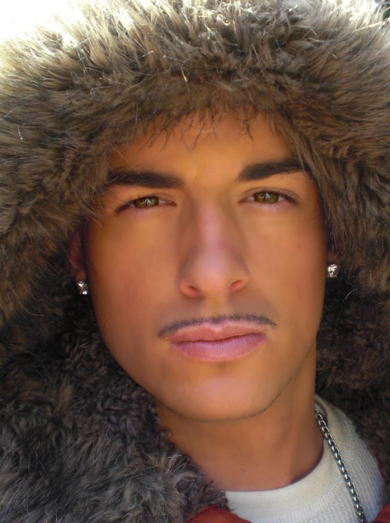 Male model photo shoot of Ricki B